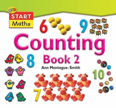 Counting: Bk.2 by Ann Montague-Smith