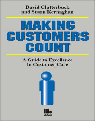 Making Customers Count by David Clutterbuck