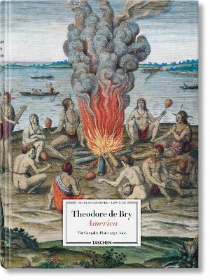 Theodore de Bry. America by Michiel van Groesen
