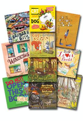 Picture Books 10 Pack by Various