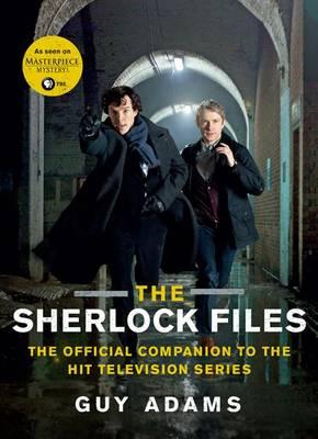Sherlock Files by Guy Adams