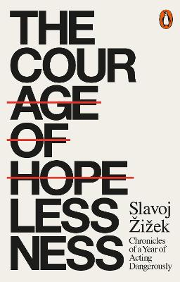 Courage of Hopelessness book