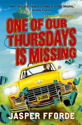 One of our Thursdays is Missing book
