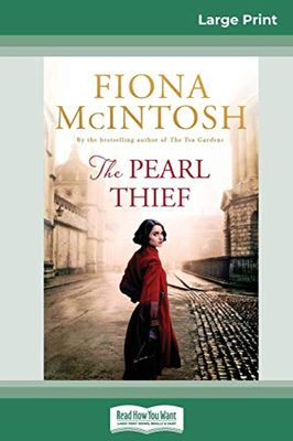 The Pearl Thief (16pt Large Print Edition) by Fiona McIntosh