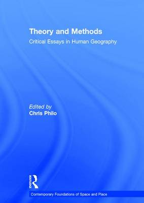Theory and Methods by Chris Philo
