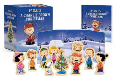 A Charlie Brown Christmas Wooden Collectible Set by Charles Schulz