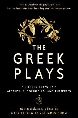 Greek Plays by Sophocles