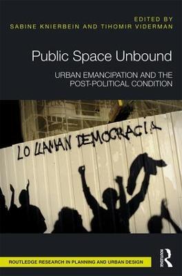 Public Space Unbound book