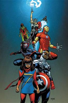 All-new, All-different Avengers by Mark Waid