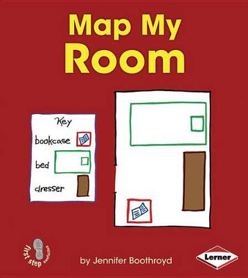 Map My Room by Jennifer Boothroyd