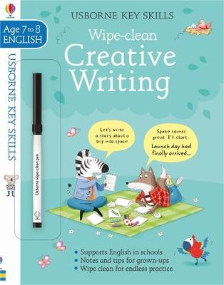 Wipe-Clean Creative Writing 7-8 book