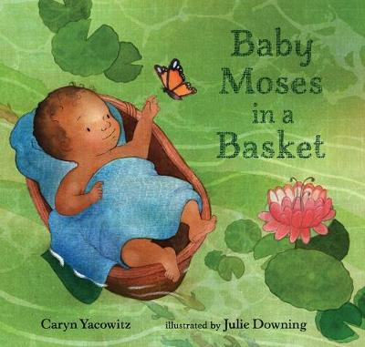 Baby Moses in a Basket book