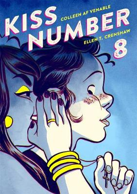 Kiss Number 8 by Colleen AF Venable