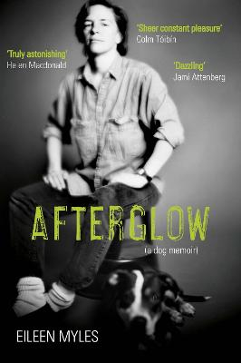 Afterglow: A Dog Memoir by Eileen Myles