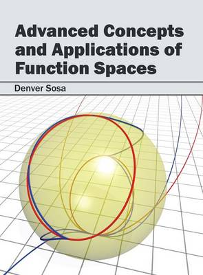 Advanced Concepts and Applications of Function Spaces by Denver Sosa