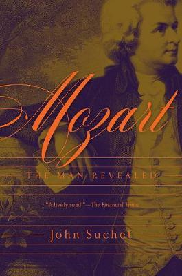 Mozart by John Suchet