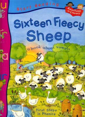 Sixteen Fleecy Sheep by Ruth Thomson