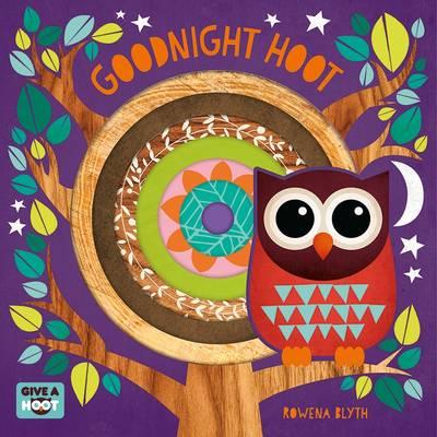 Goodnight Hoot book