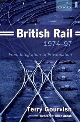 British Rail 1974-1997 book