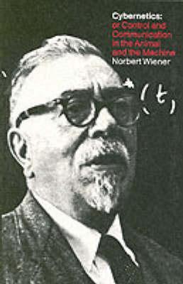 Cybernetics by Norbert Wiener
