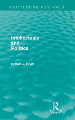 Intellectuals and Politics book