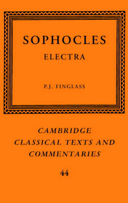 Sophocles: Electra book