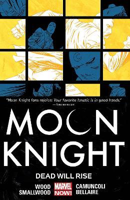 Moon Knight Moon Knight Volume 2: Blackout Blackout Volume 2 by Greg Smallwood