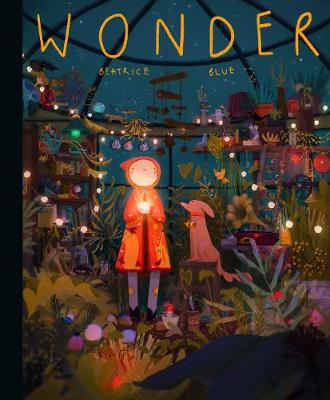 Wonder: The Art and Practice of Beatrice Blue book