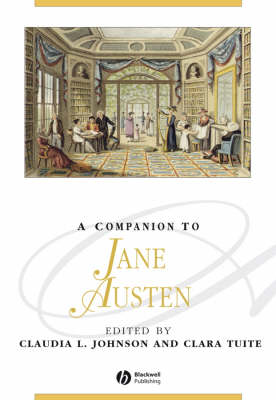 A A Companion to Jane Austen by Claudia L. Johnson