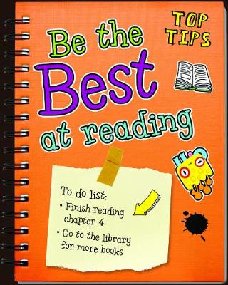 Be the Best at Reading by Rebecca Rissman