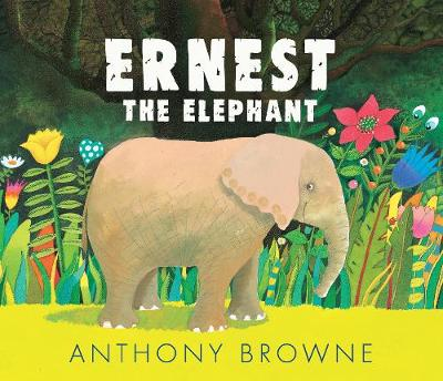 Ernest the Elephant book