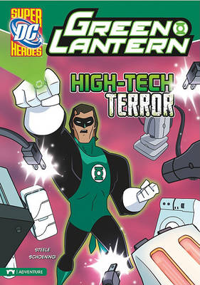 High-Tech Terror by Michael Anthony Steele