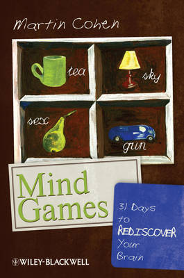 Mind Games by Martin Cohen