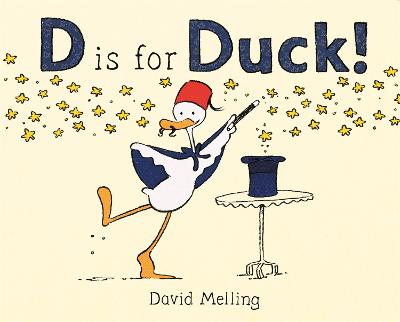 D is for Duck! book