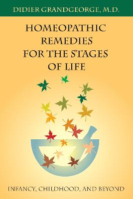 Homeopathic Remedies Stages book