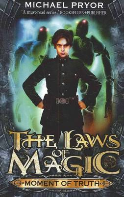 Laws Of Magic 5 by Michael Pryor