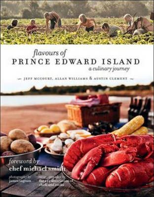 flavours of Prince Edward Island by Jeff McCourt