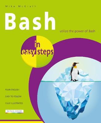 Bash in easy steps book