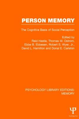 Person Memory book
