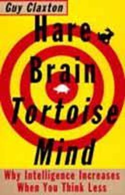 Hare Brain, Tortoise Mind book