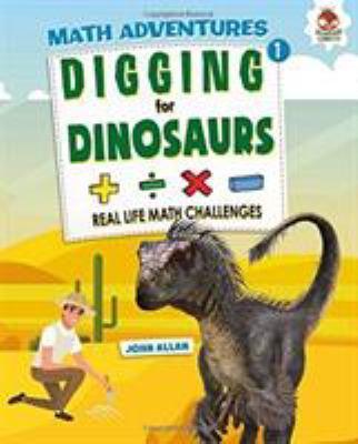 Dinosaur Hunger - Maths Adventure book