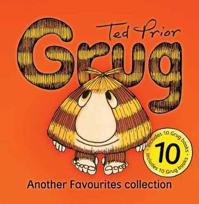 Grug Box Set by Ted Prior