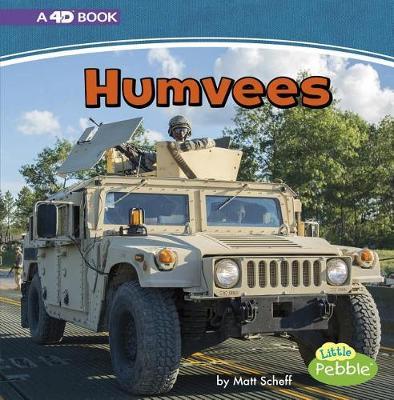 Humvees by Matt Scheff