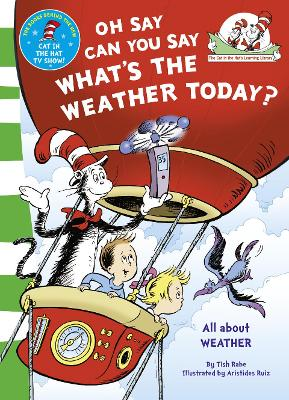 Oh Say Can You Say What's The Weather Today book