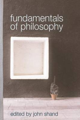 Fundamentals of Philosophy book