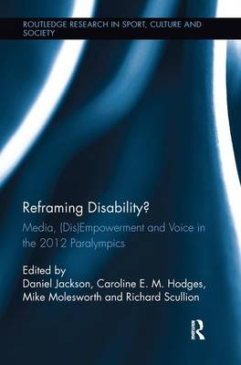 Reframing Disability? by Daniel Jackson