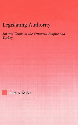 Legislating Authority by Ruth Miller