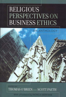 Religious Perspectives on Business Ethics by Scott R. Paeth