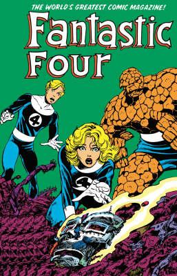 Fantastic Four Visionaries: John Byrne Volume 4 Tpb by Hachette Australia