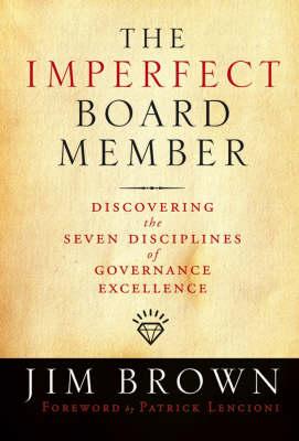 Imperfect Board Member book